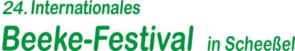 Internationales Beeke-Festival